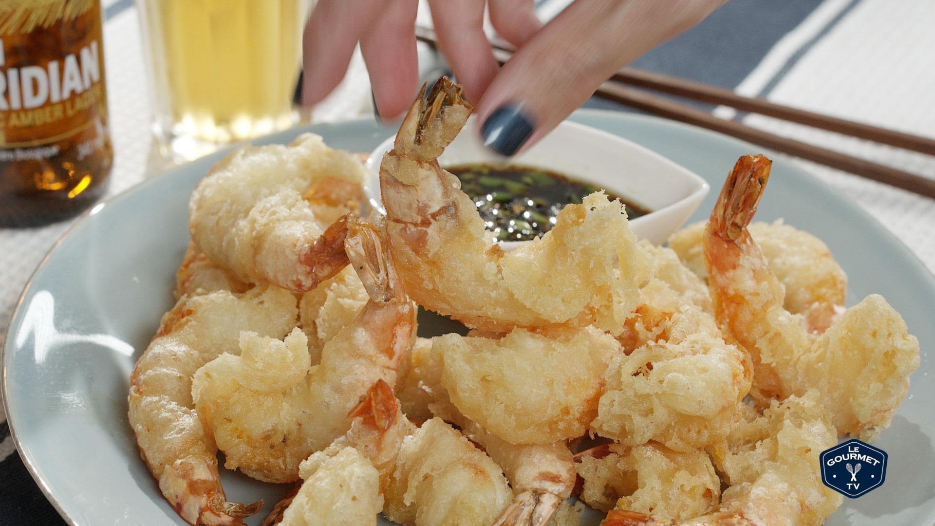 Shrimp Tempura Recipe