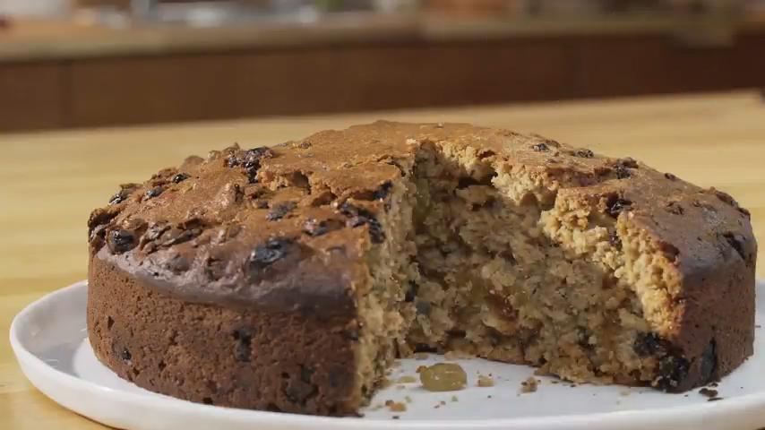 Traditional Irish Stout Cake Recipe