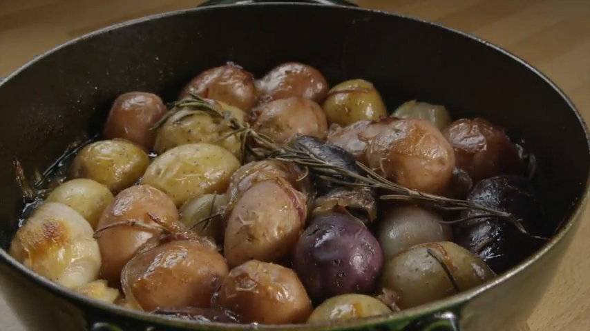 How to Make Braised Potatoes