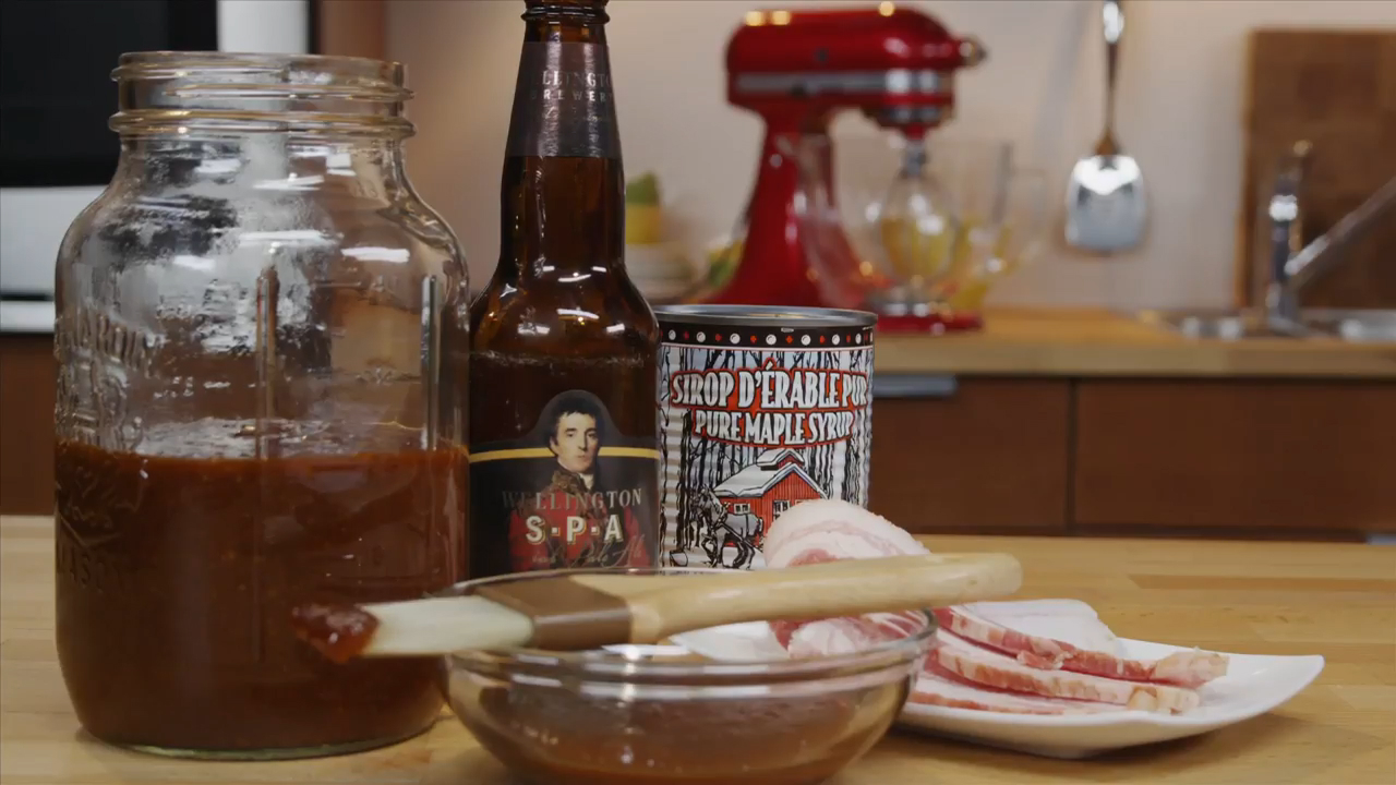 How to Make Maple Bacon and Beer BBQ Sauce