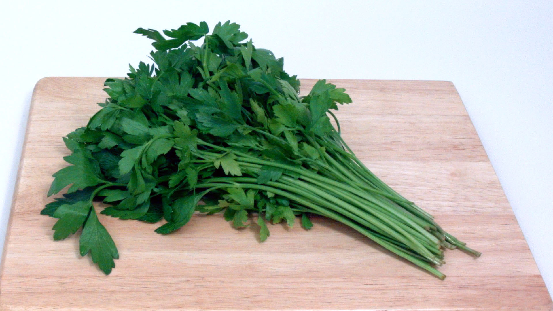 How to Chop Parsley