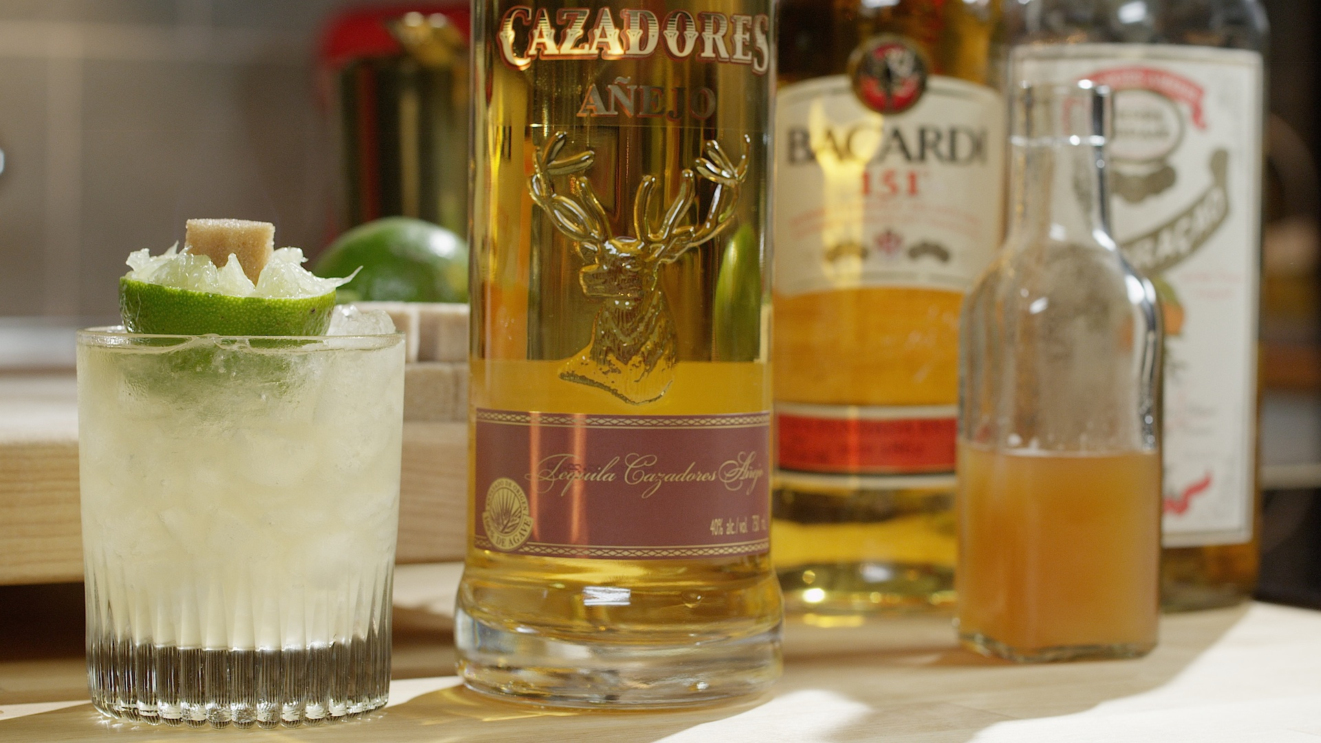Tequila Daisy Cocktail Recipe