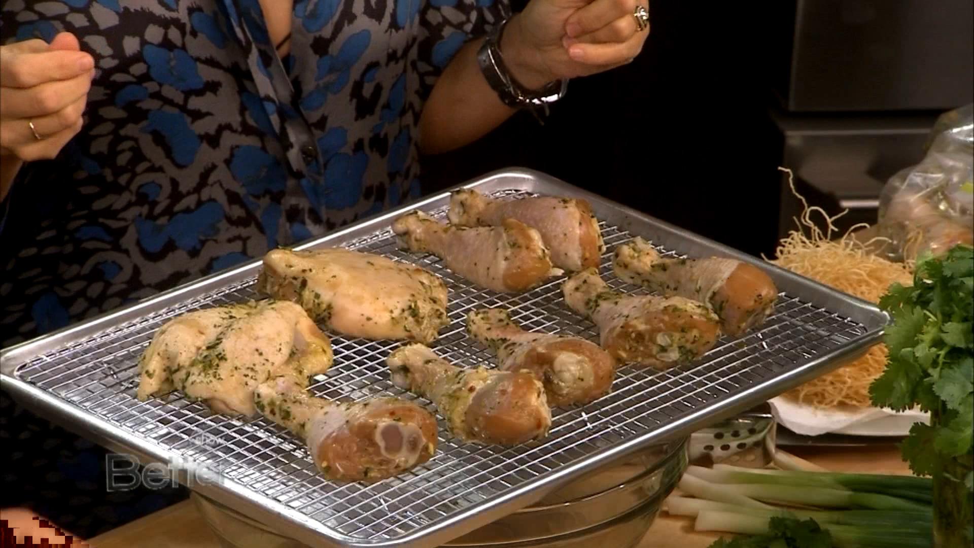 Lemongrass Ginger Fried Chicken Recipe