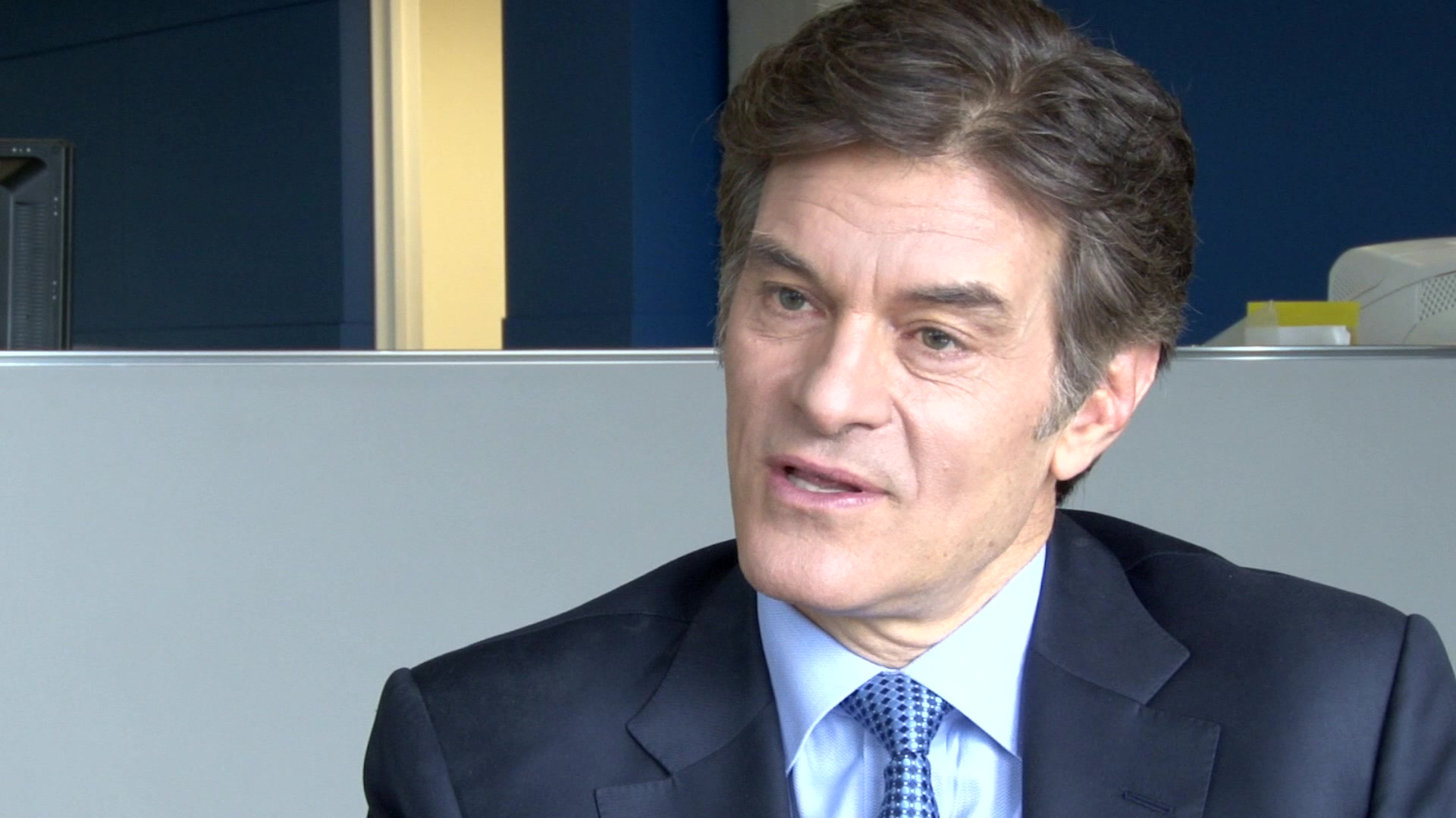 Dr. Oz: Gluten-Free Is A Scam