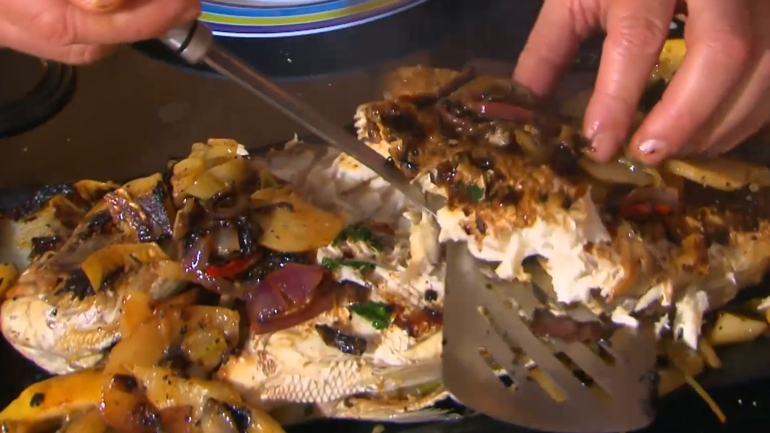 How to Make Grilled Port Phillip Bay Snapper