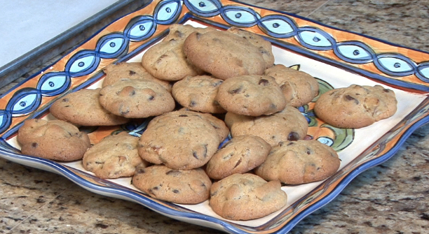 How to Make Gluten Free Chocolate Chip Apricot Cookies