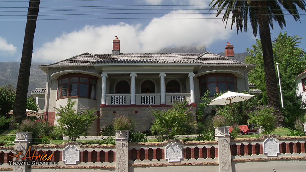 The Cape Riviera Guest House Cape Town South Africa
