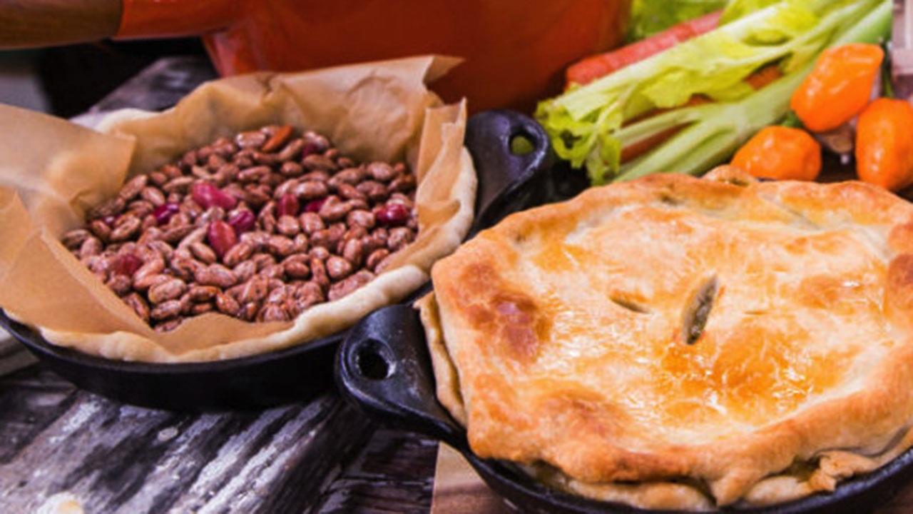 How to Make Vegan Pot Pie