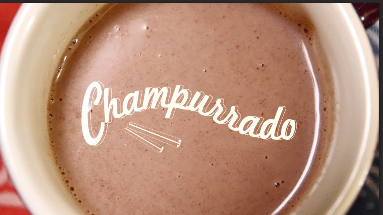 How to Make Champurrado (Mexican Hot Chocolate)