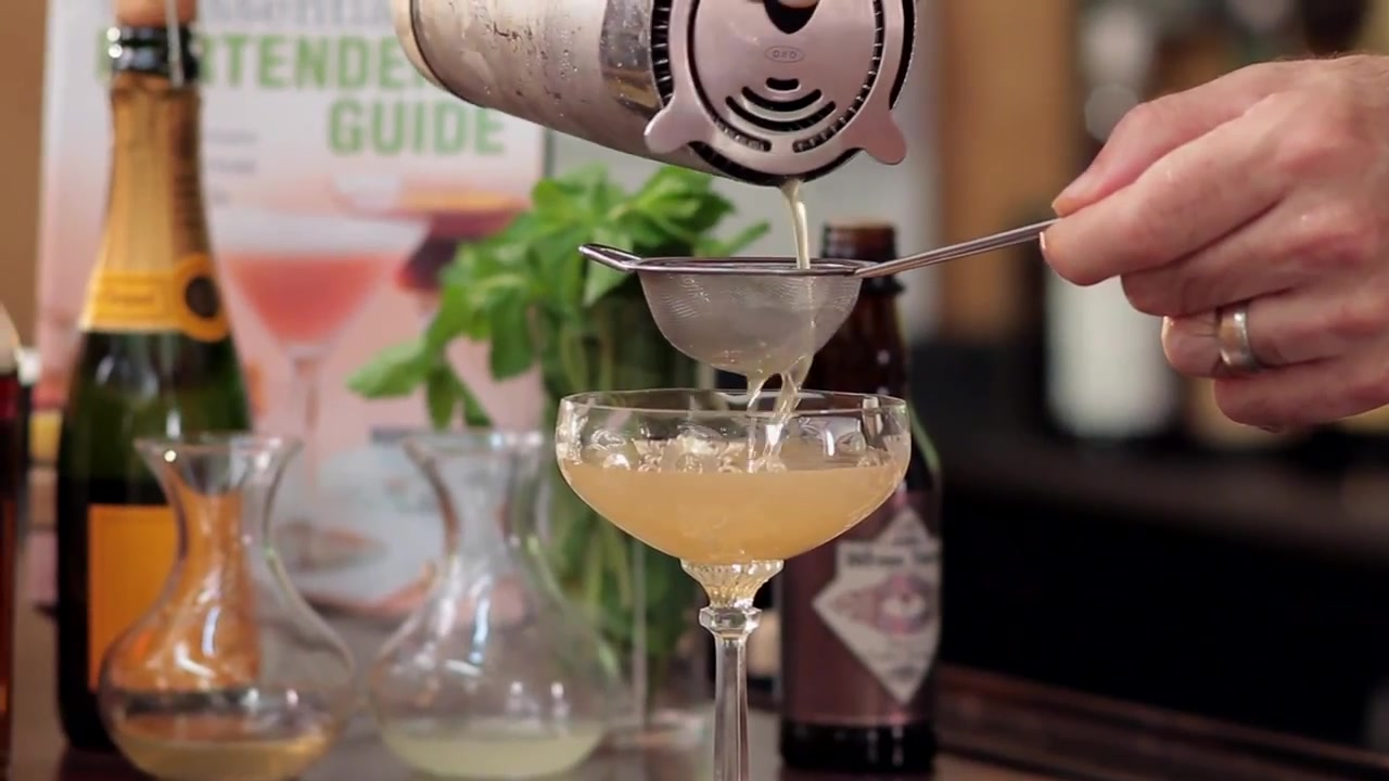 How to Make the Old Cuban Cocktail