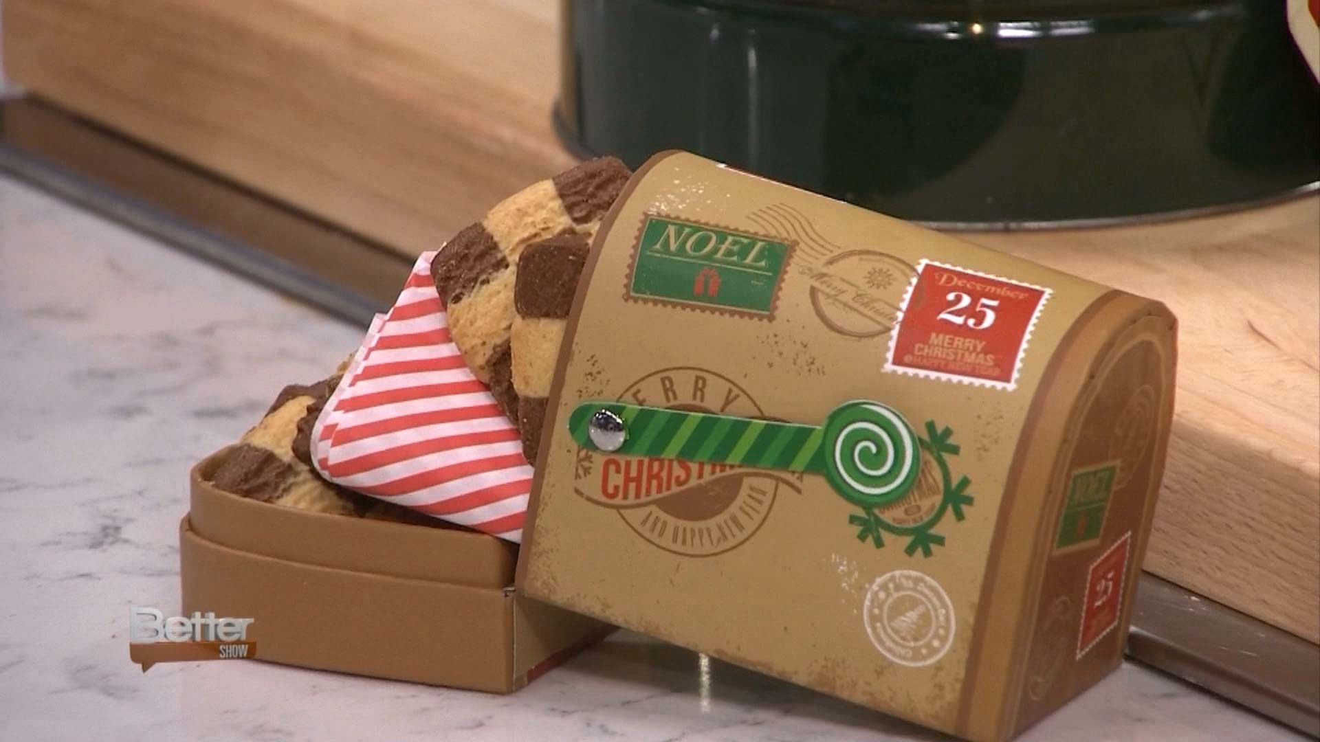 Make Your Own Holiday Dessert Care Package