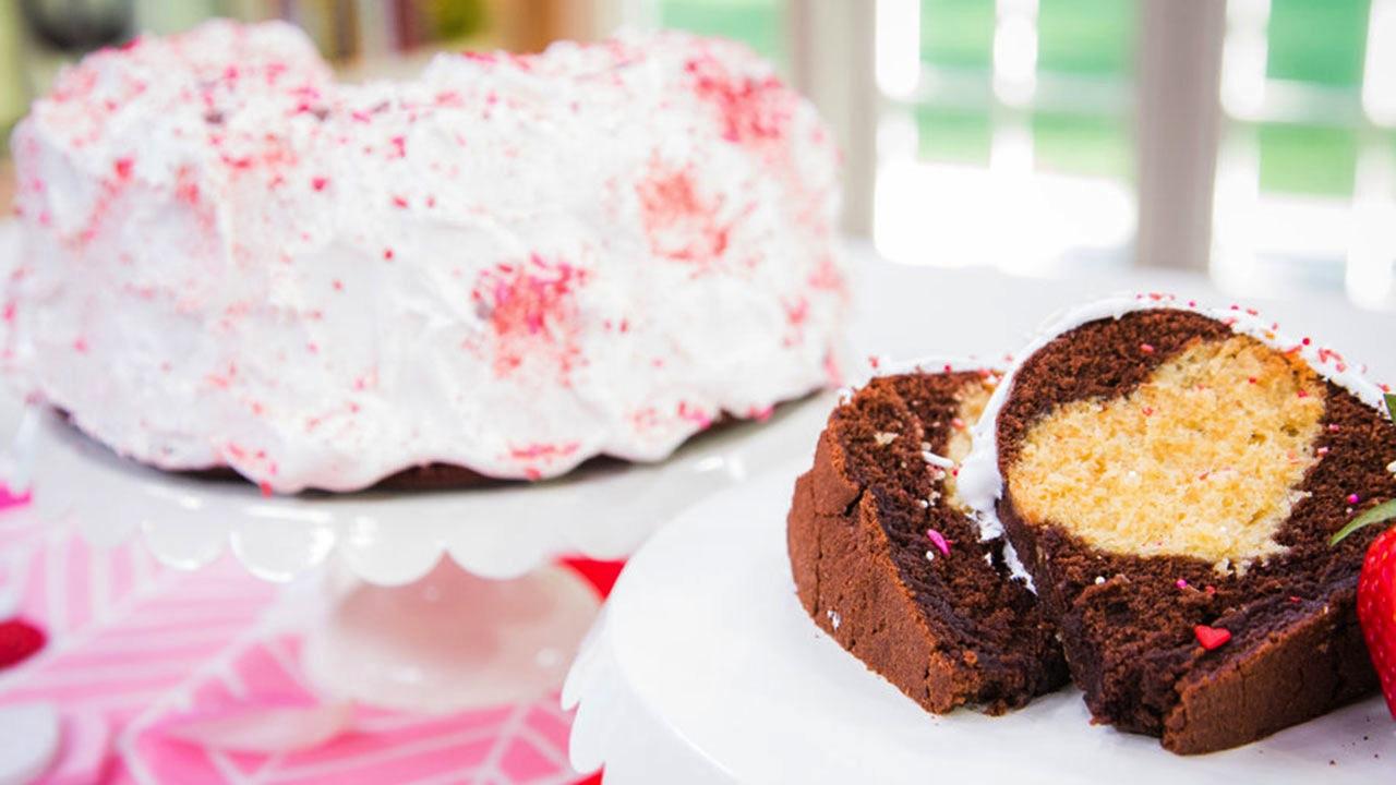 How to Make a Hidden Heart Cake
