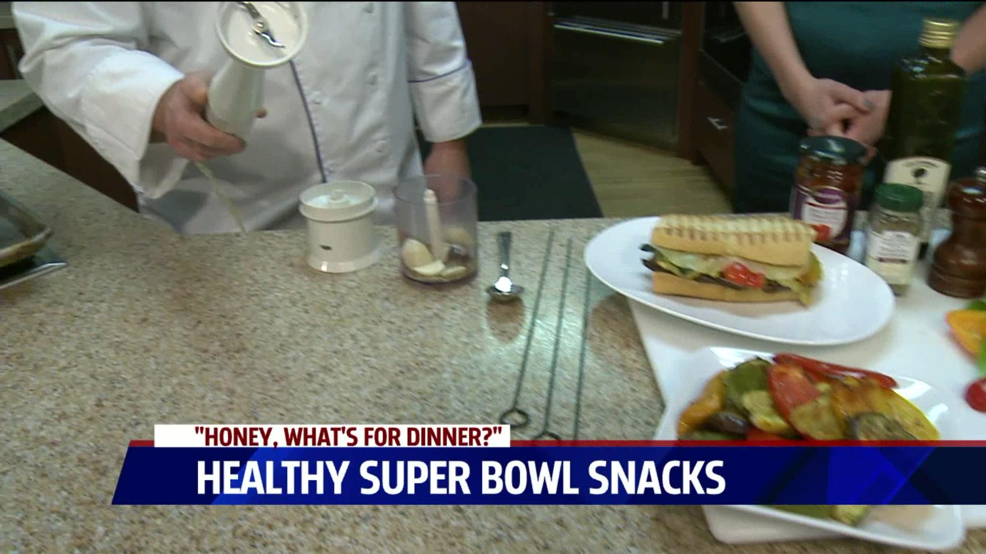 Healthy Super Bowl Snack: Roasted Vegetables