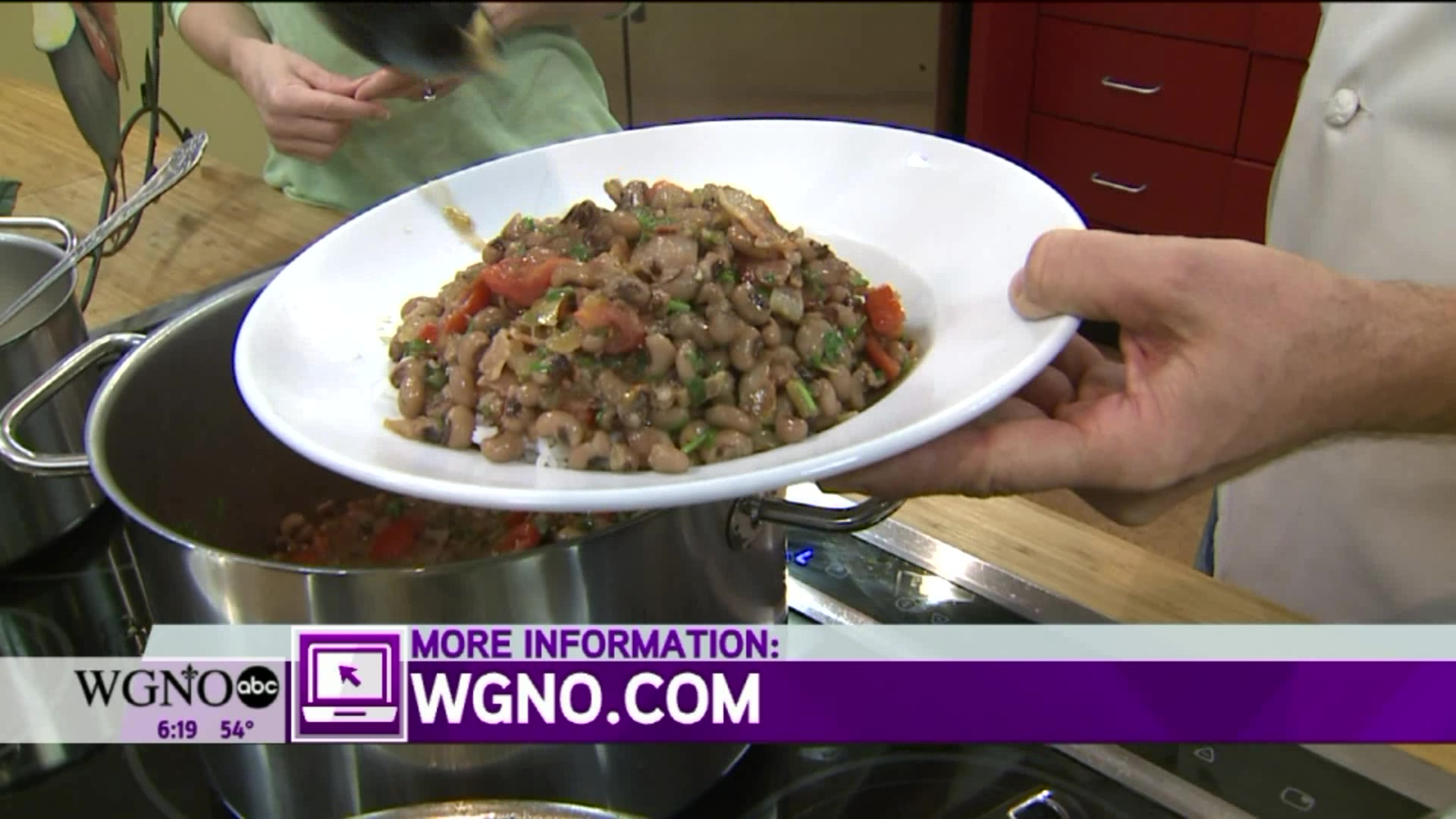 How To Make New Year's Day Black-Eyed Peas