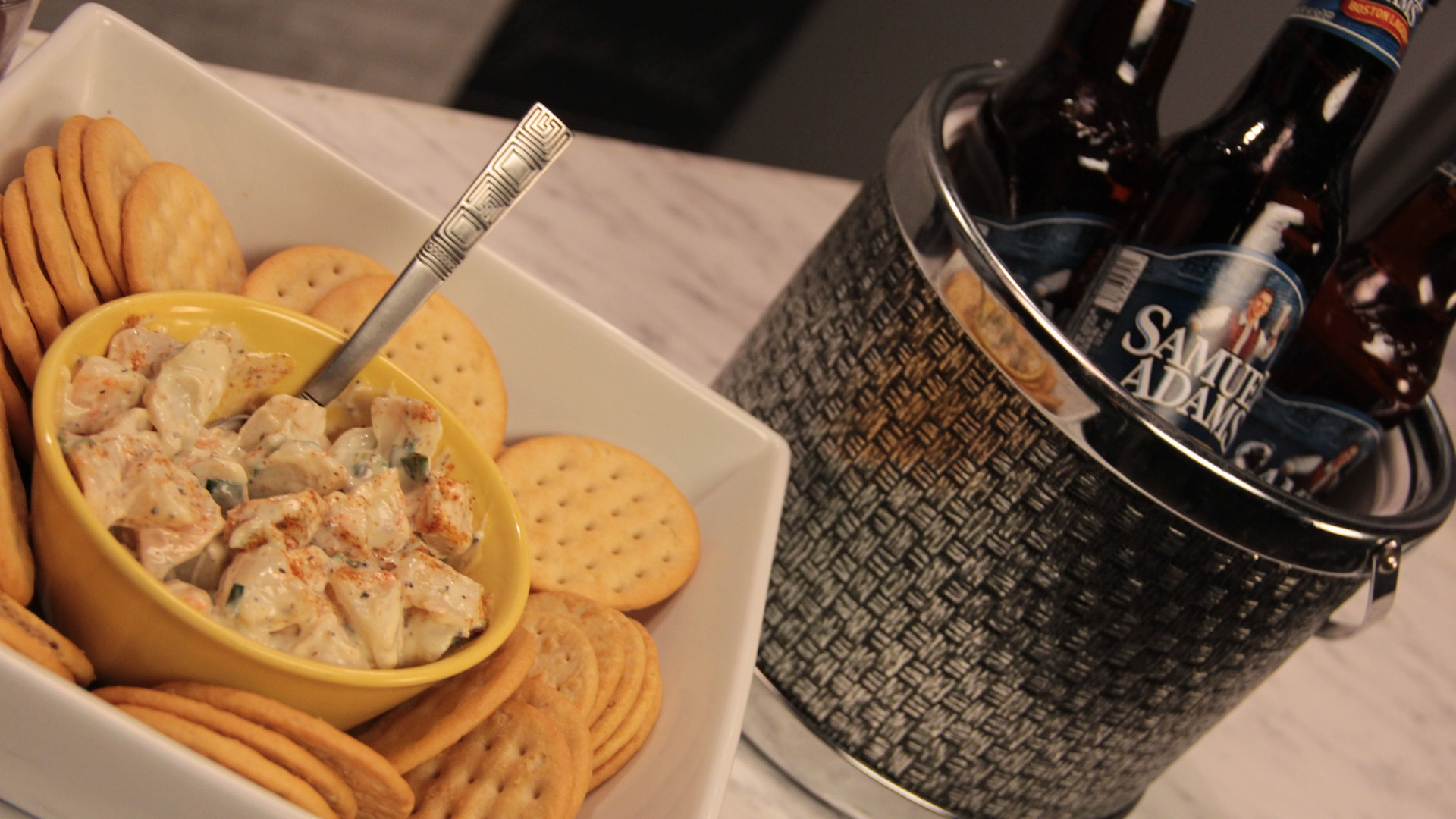 How to Make Lobster Spread For Your Patriots Super Bowl Party