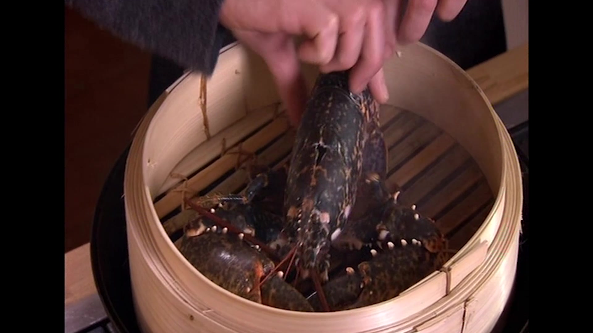 Gok Wan Cooks Luxurious Lobster Noodle Recipe