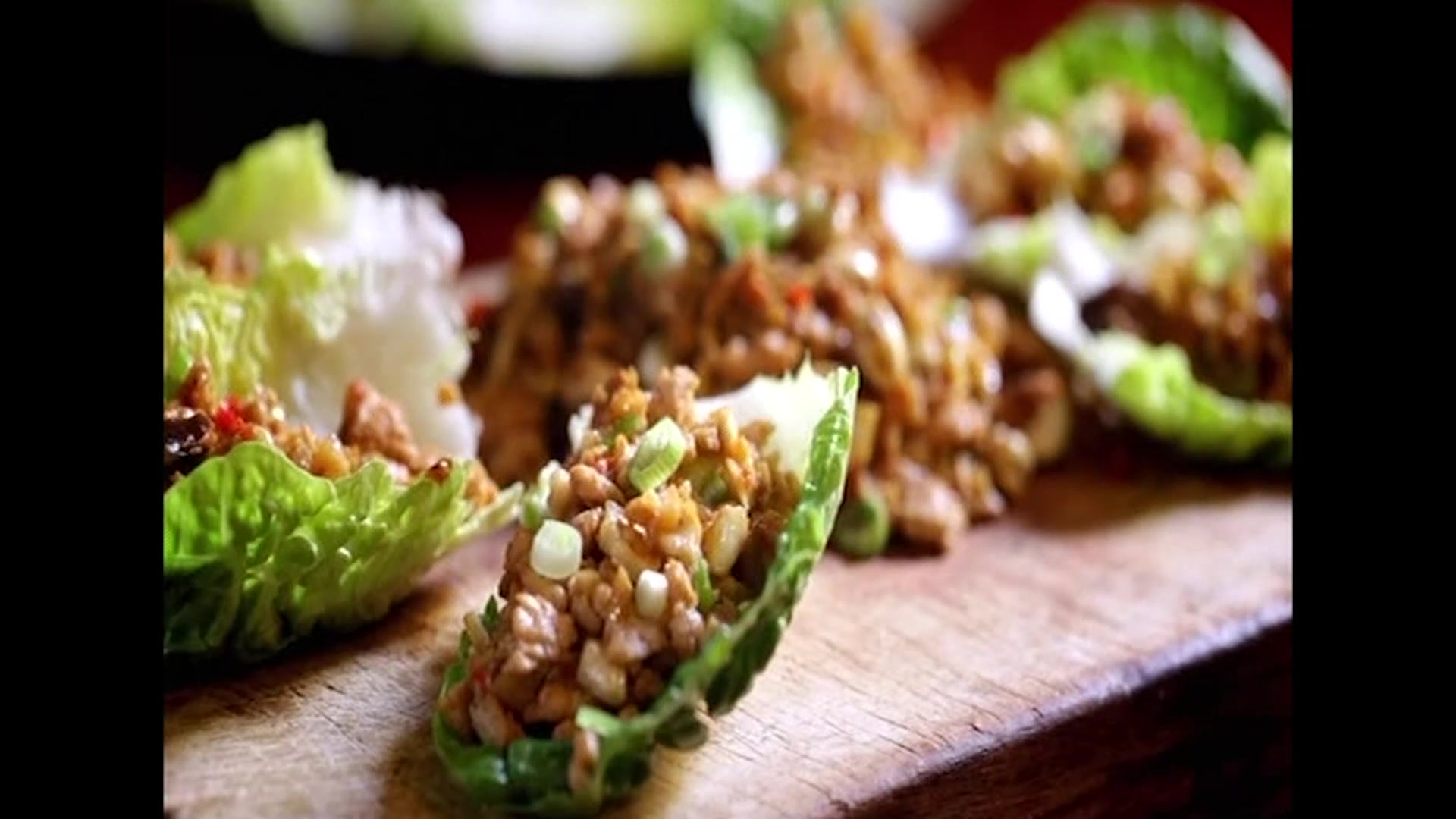 How to Make Fragrant Chinese Chicken Wrapped in Lettuce Leaves By Gok Wan