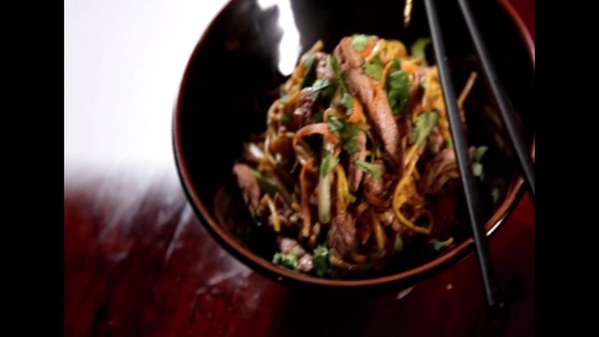 How to Make Super Speedy Noodles With Pork and Ginger By Gok Wan