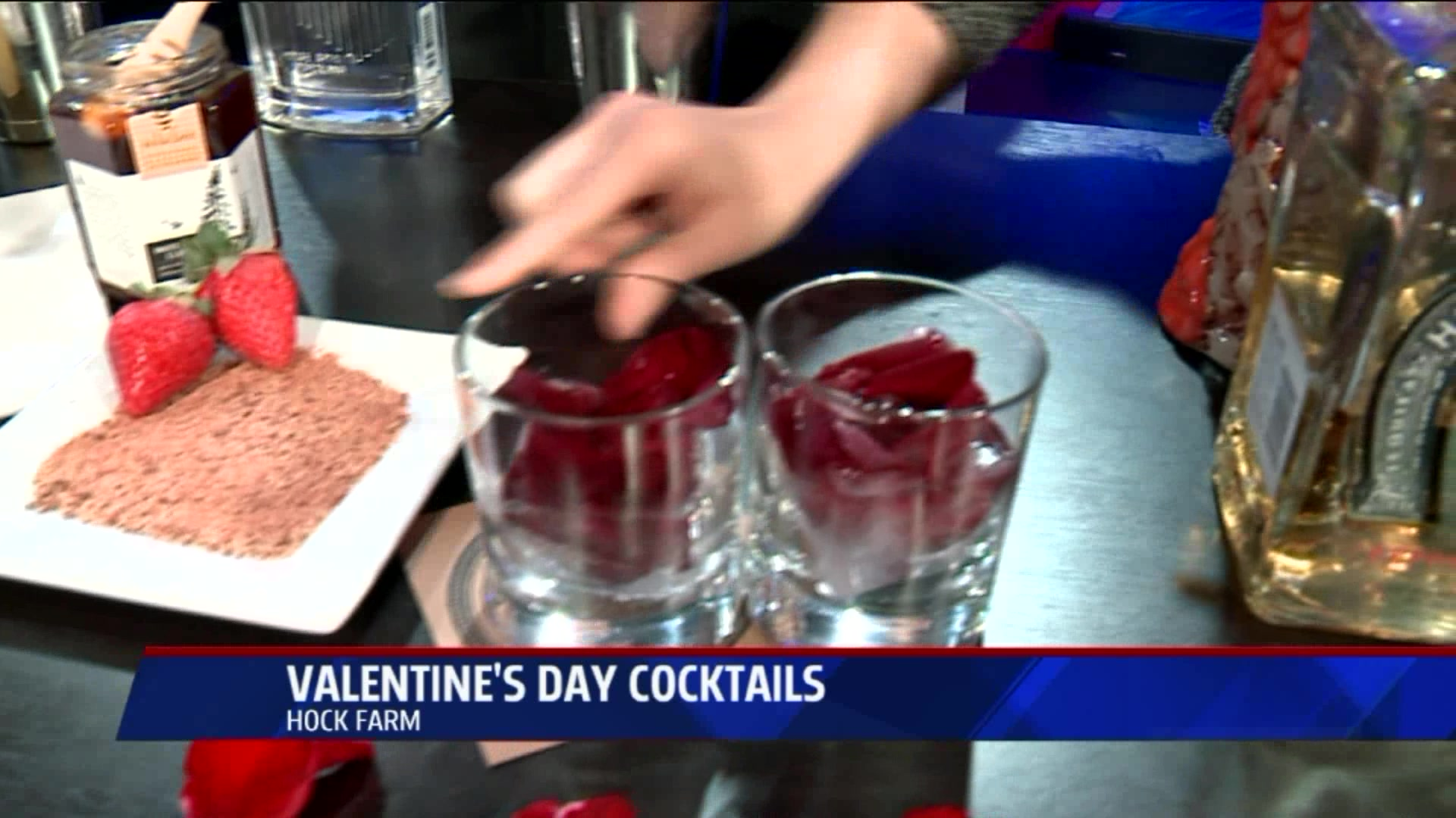 3 Cocktails That Are Perfect For Valentine's Day