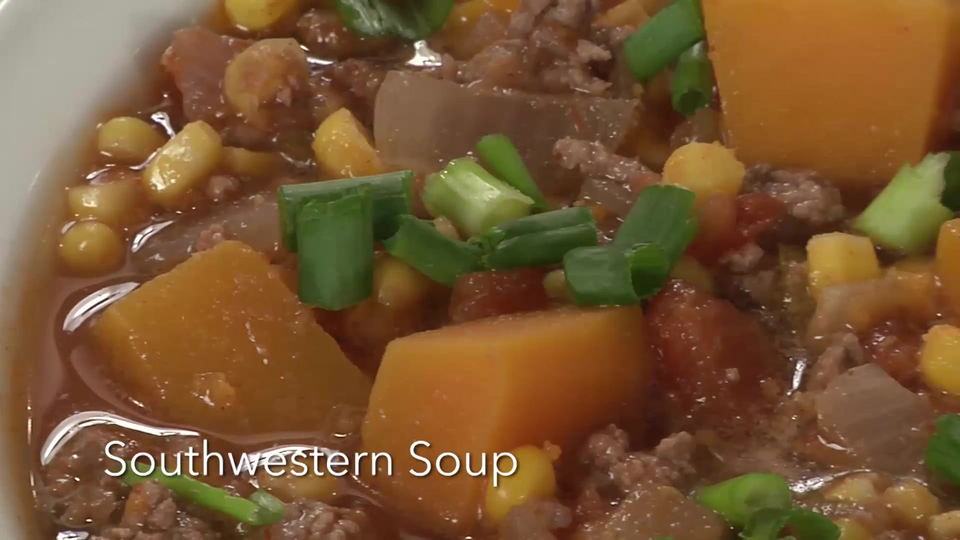 How to Make a Hearty Southwestern Soup