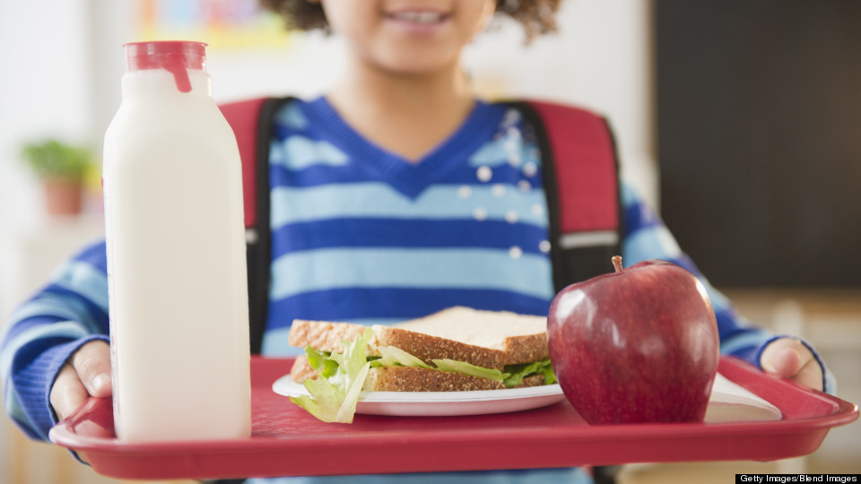 This Student Is Helping Bring Healthier Lunches To NY Public Schools