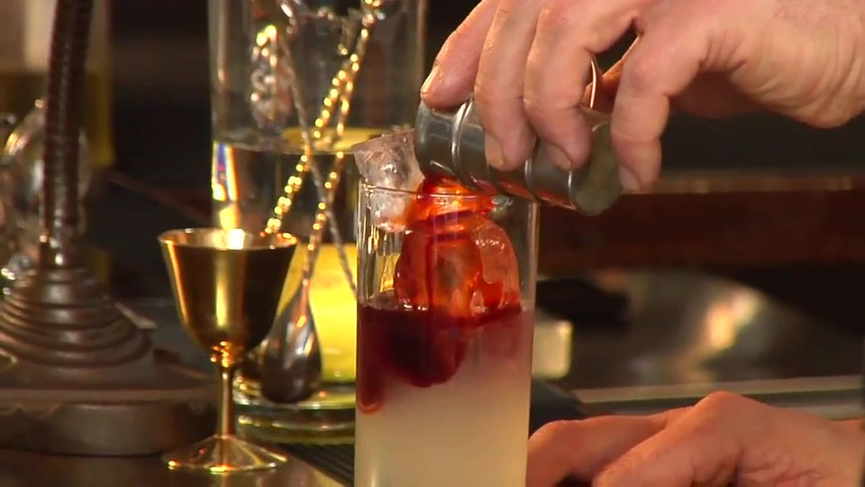 How to Make the Aromatic Collins