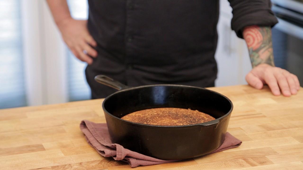 Sean Brock's 'Heritage' Cornbread