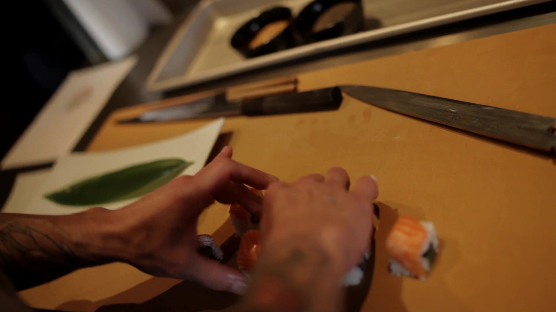 How to Make The Savory Roll
