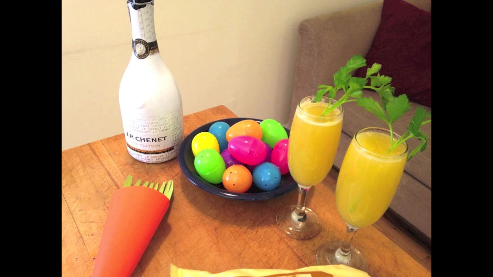Carrot-Inspired Ideas for Easter Brunch