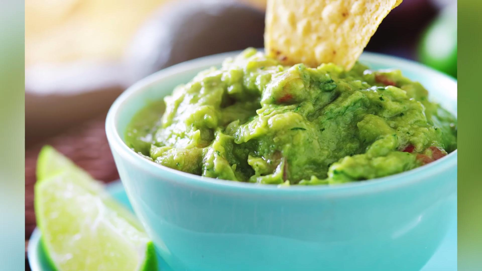 The Best Green Foods for St. Patrick's Day Parties