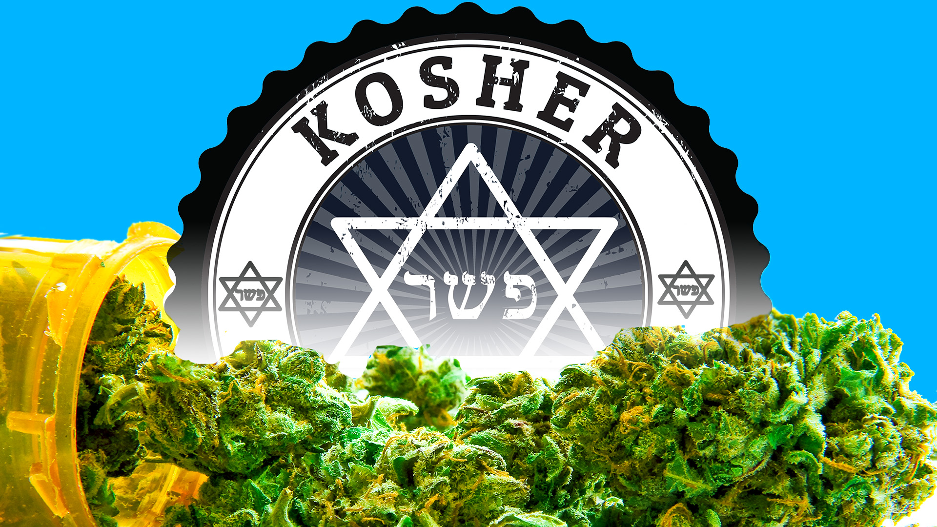 Kosher Marijuana? The Orthodox Union Is Weighing the Possibility