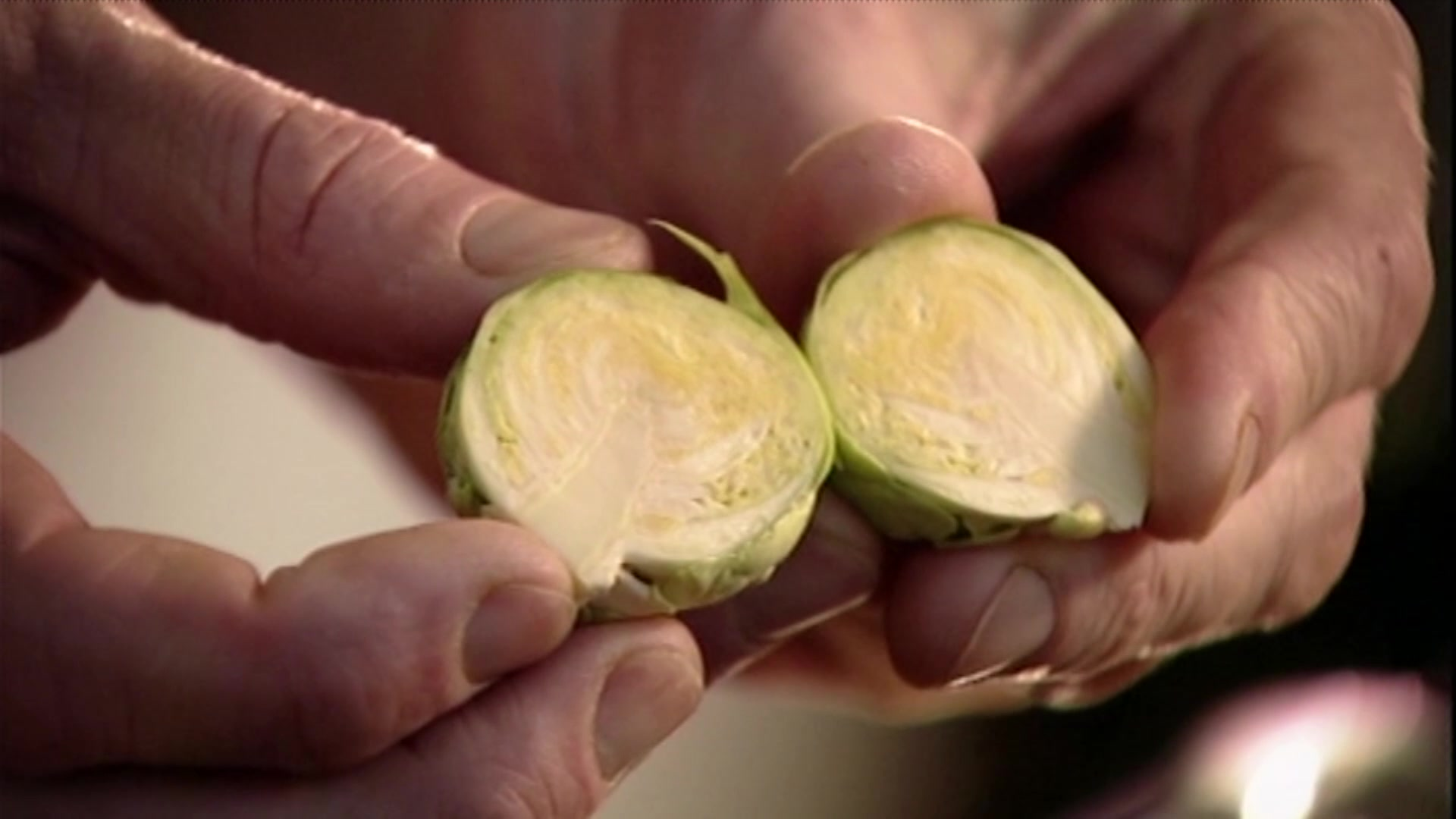 Gordon Ramsay's Roasted Brussel Sprouts Recipe