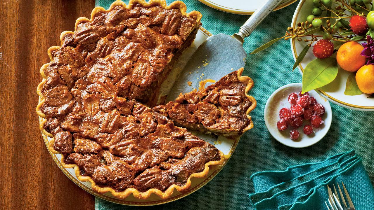 How to Transport Holiday Desserts