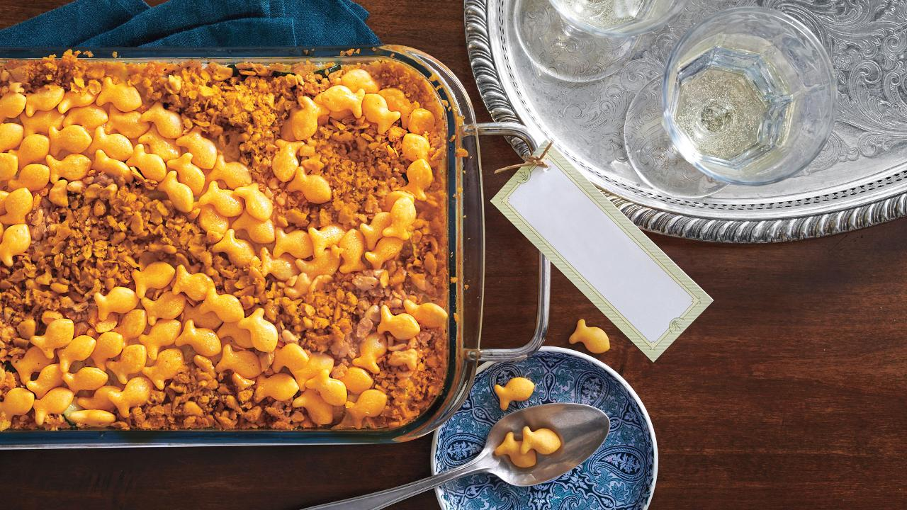 Thanksgiving Make-Ahead Casseroles