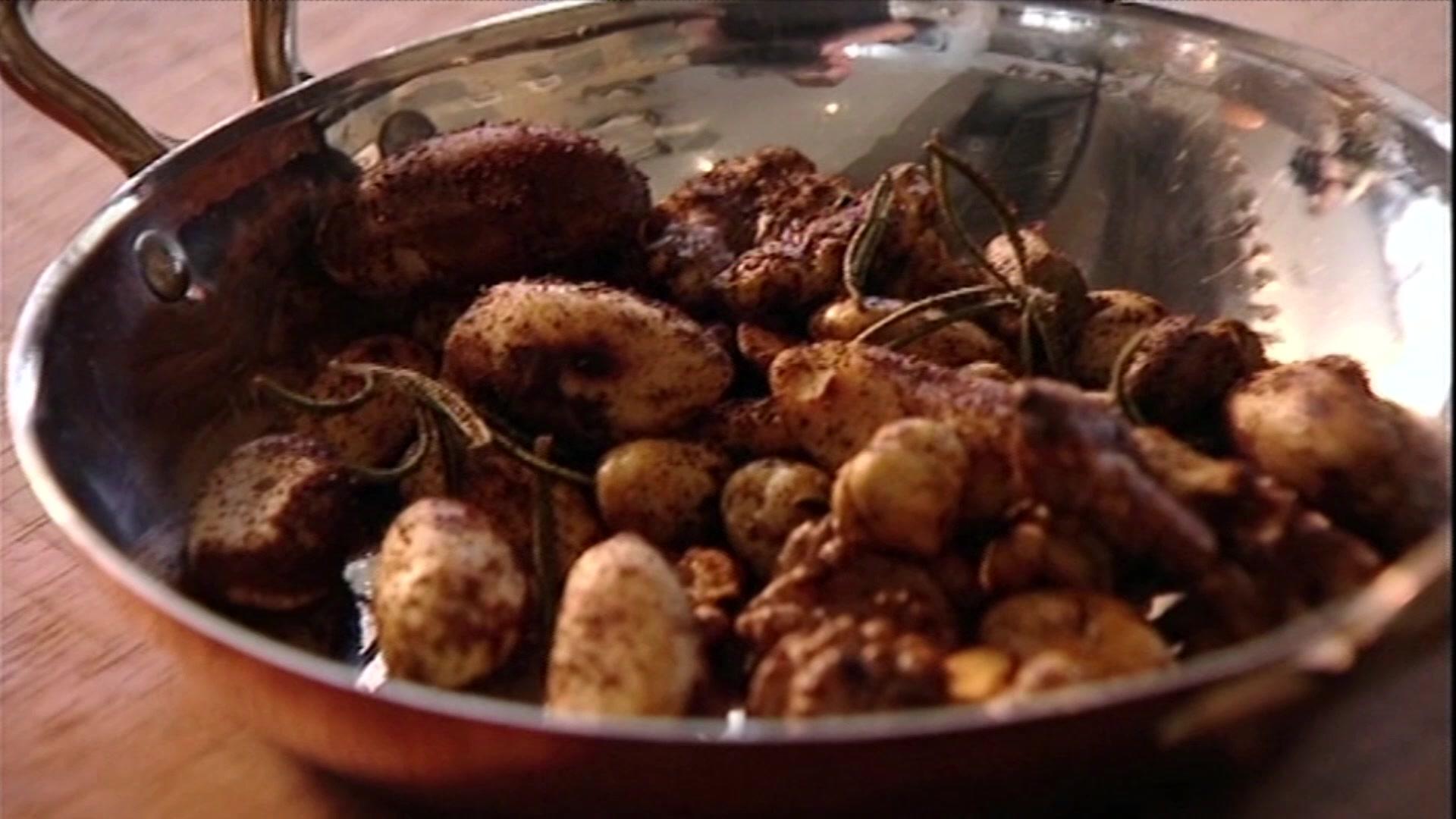 Spiced Roasted Nuts Recipe - Gordon Ramsay