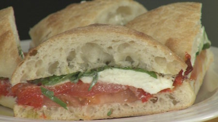 How to Make Two Unique and Delicious Veggie Sandwiches