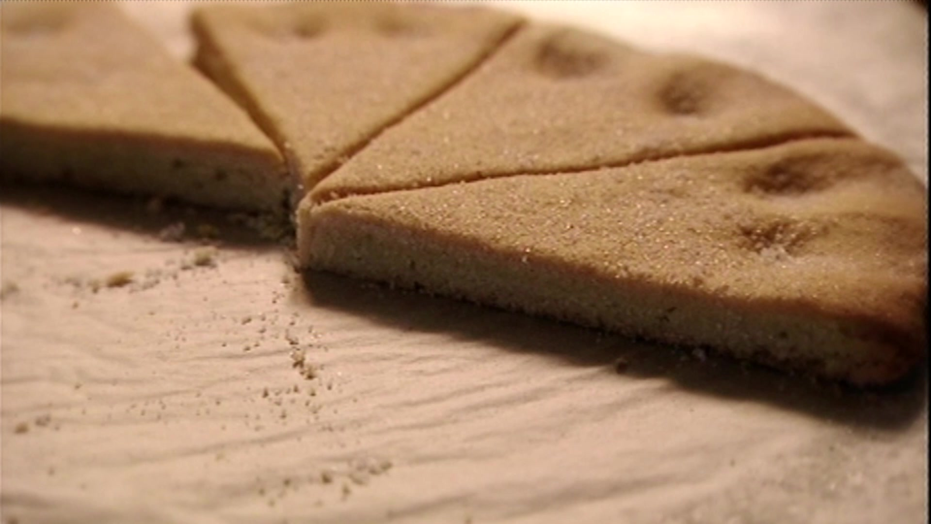 Gordon Ramsay's Vanilla Shortbread Recipe