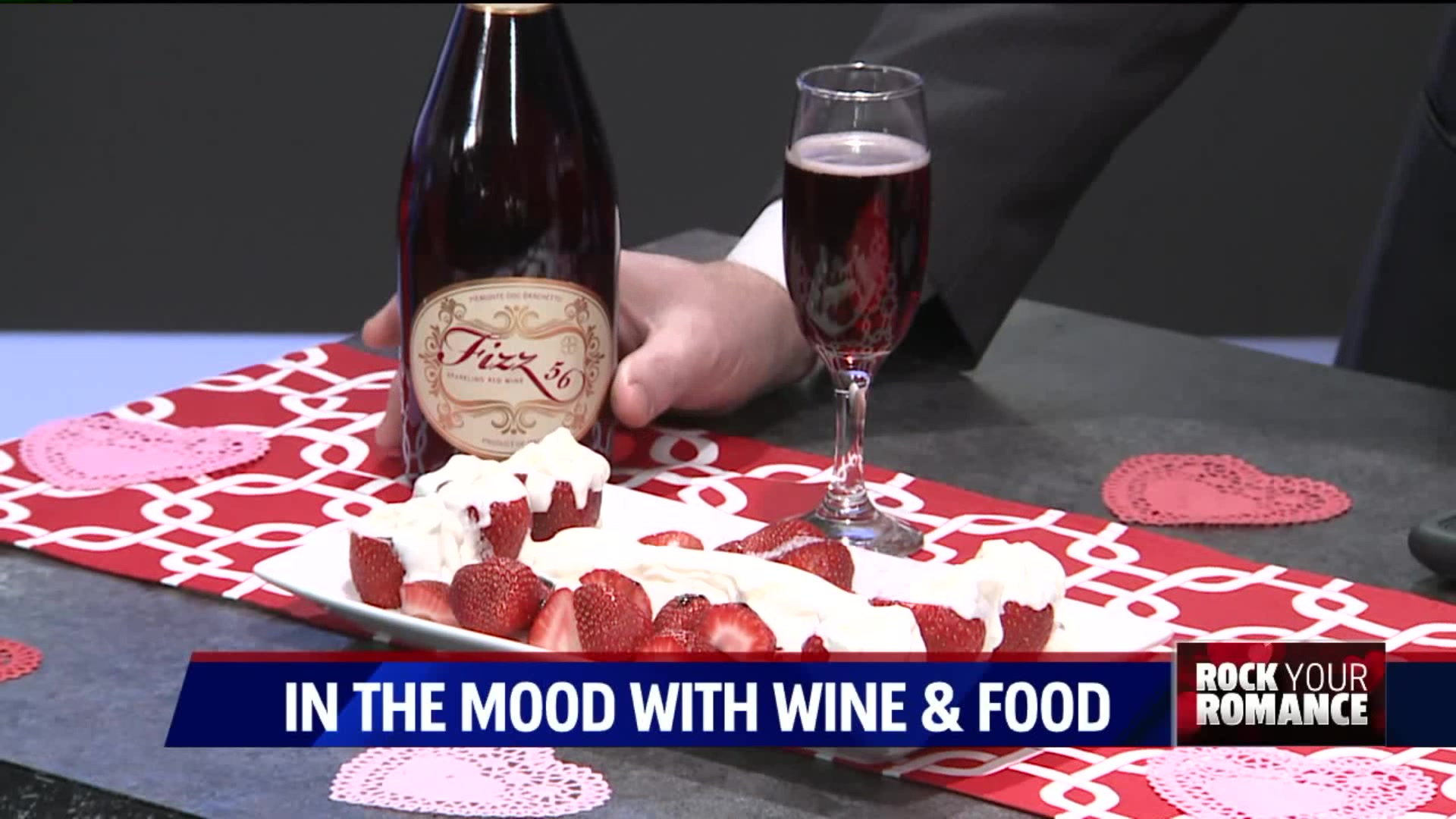 3 Food & Wine Pairings Perfect for Valentine's Day