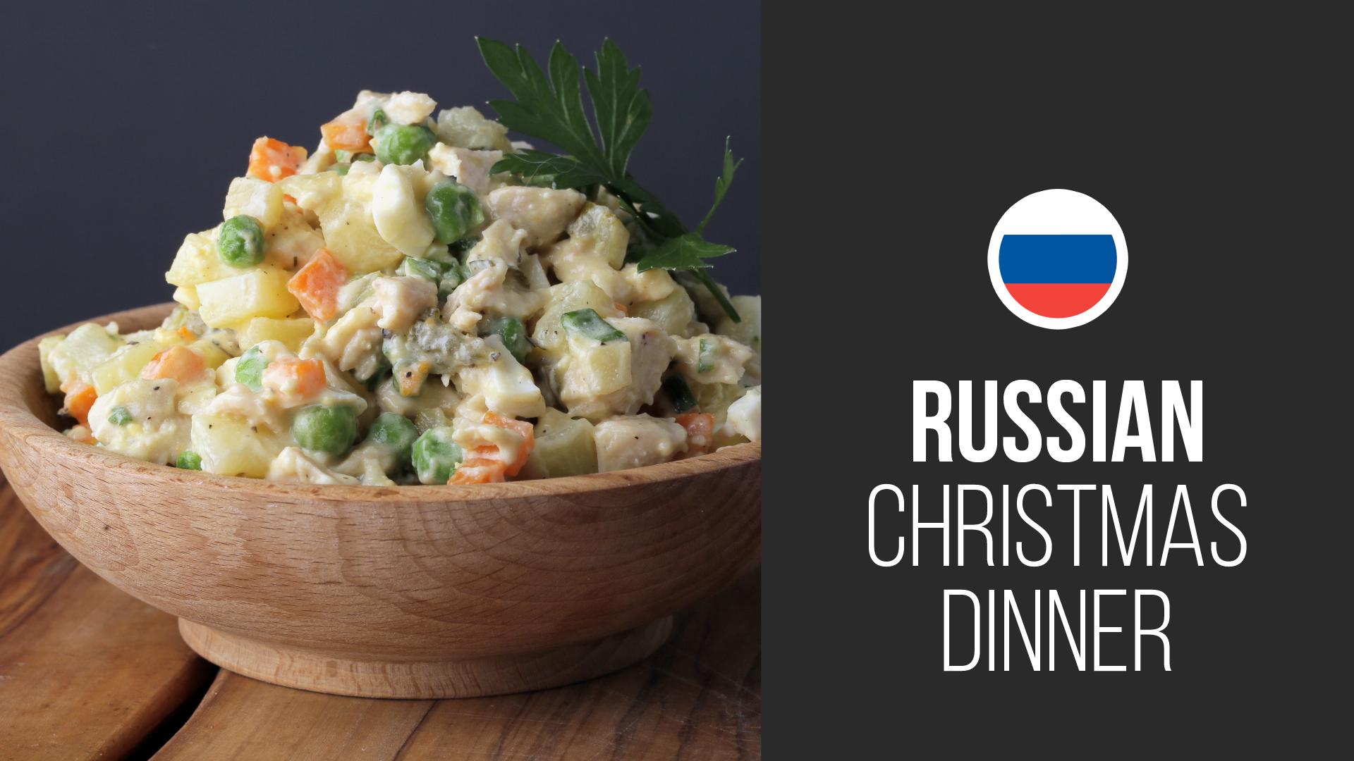 Olivier Salad (Stolichny Salad) Recipe