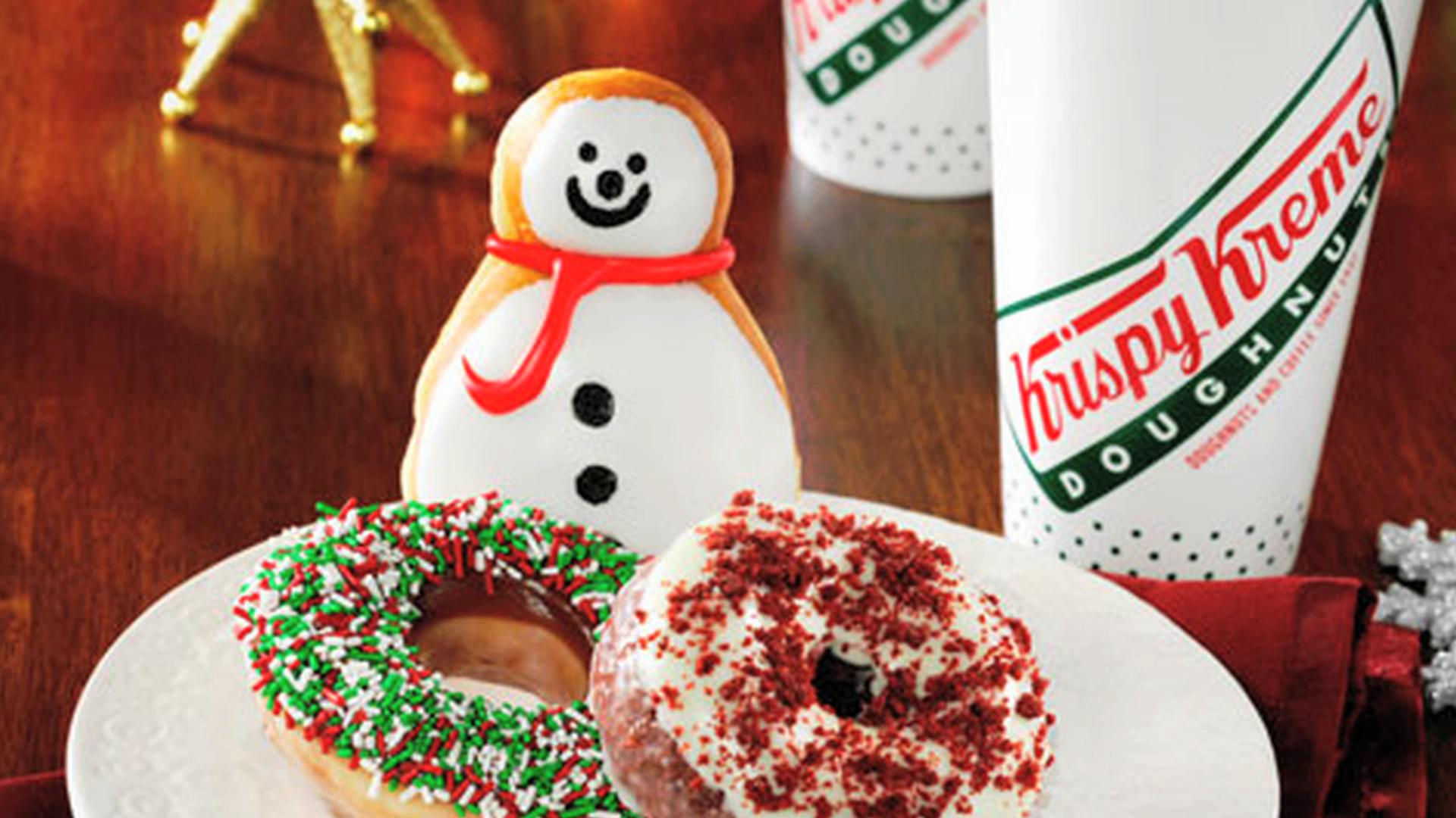 The Best Holiday Fast Food Items