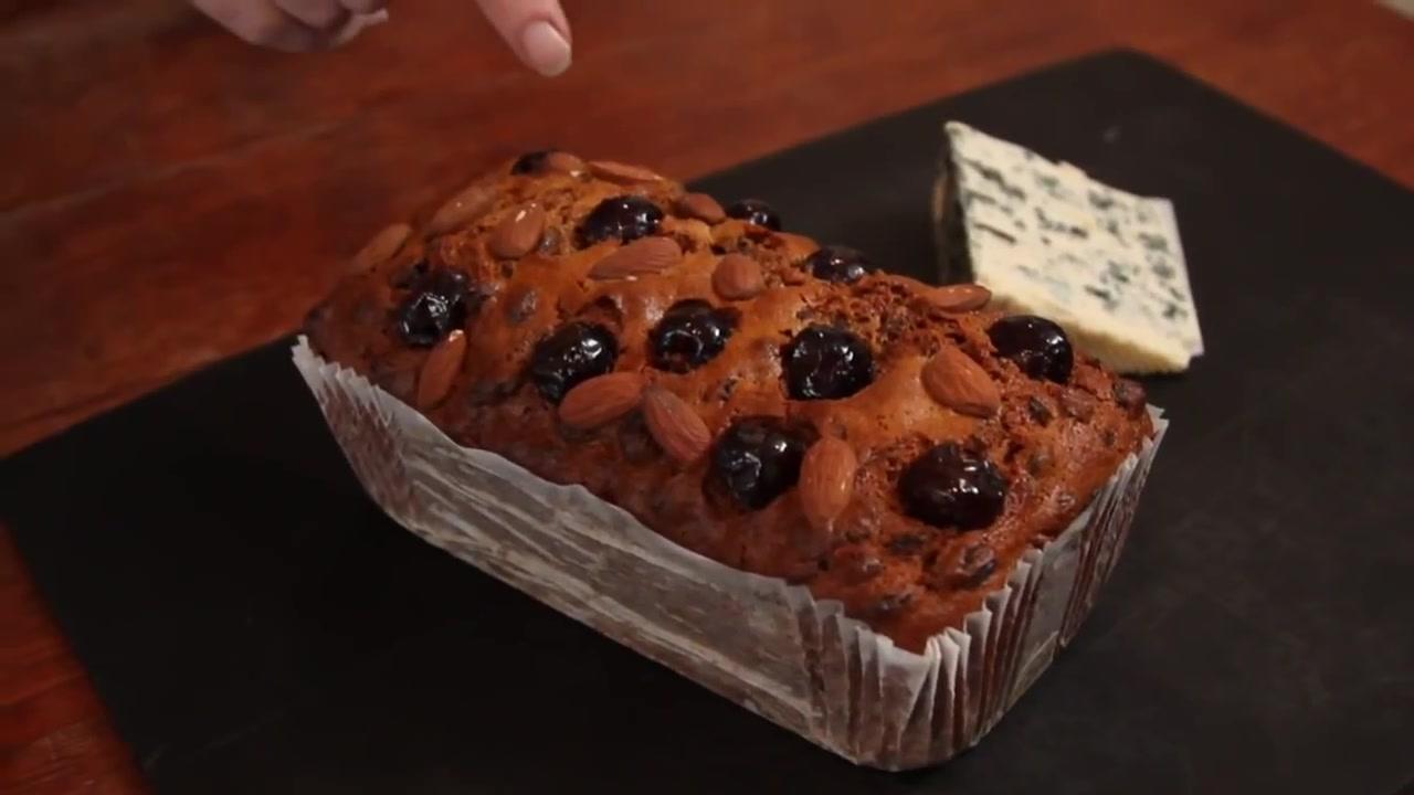5-Minute Christmas Fruit Cake Recipe