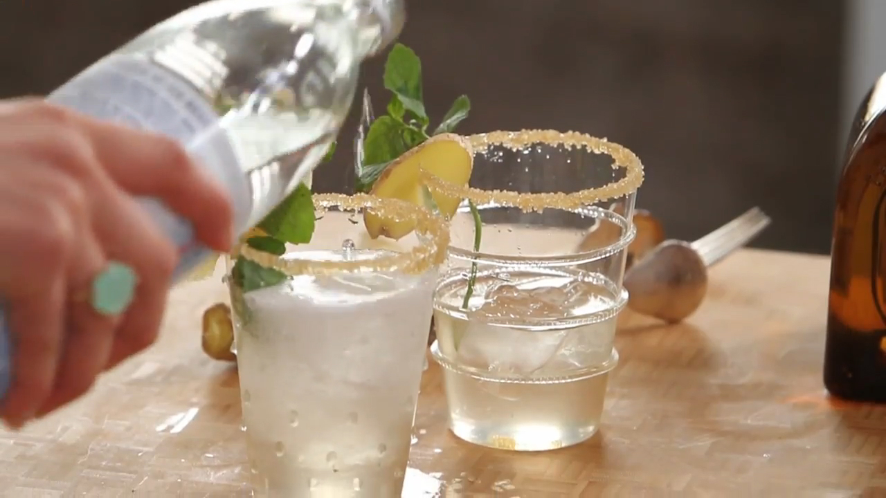 How to Make a Delicious Low-Cal Margarita