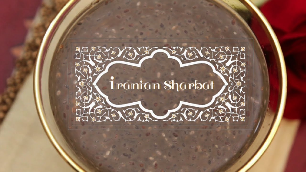 Iranian Sharbat Recipe