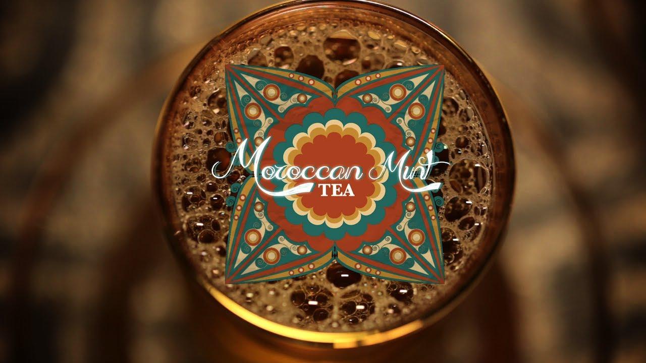 Moroccan Mint Tea Recipe