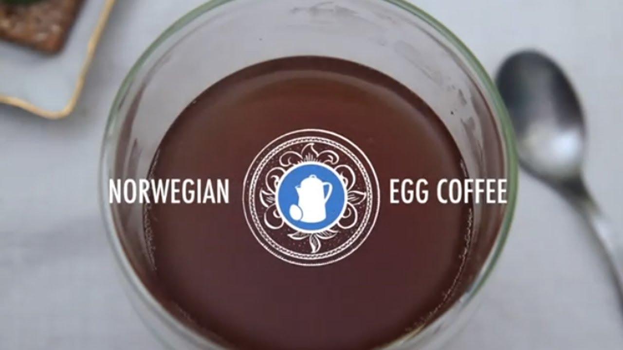 Norwegian Egg Coffee Recipe