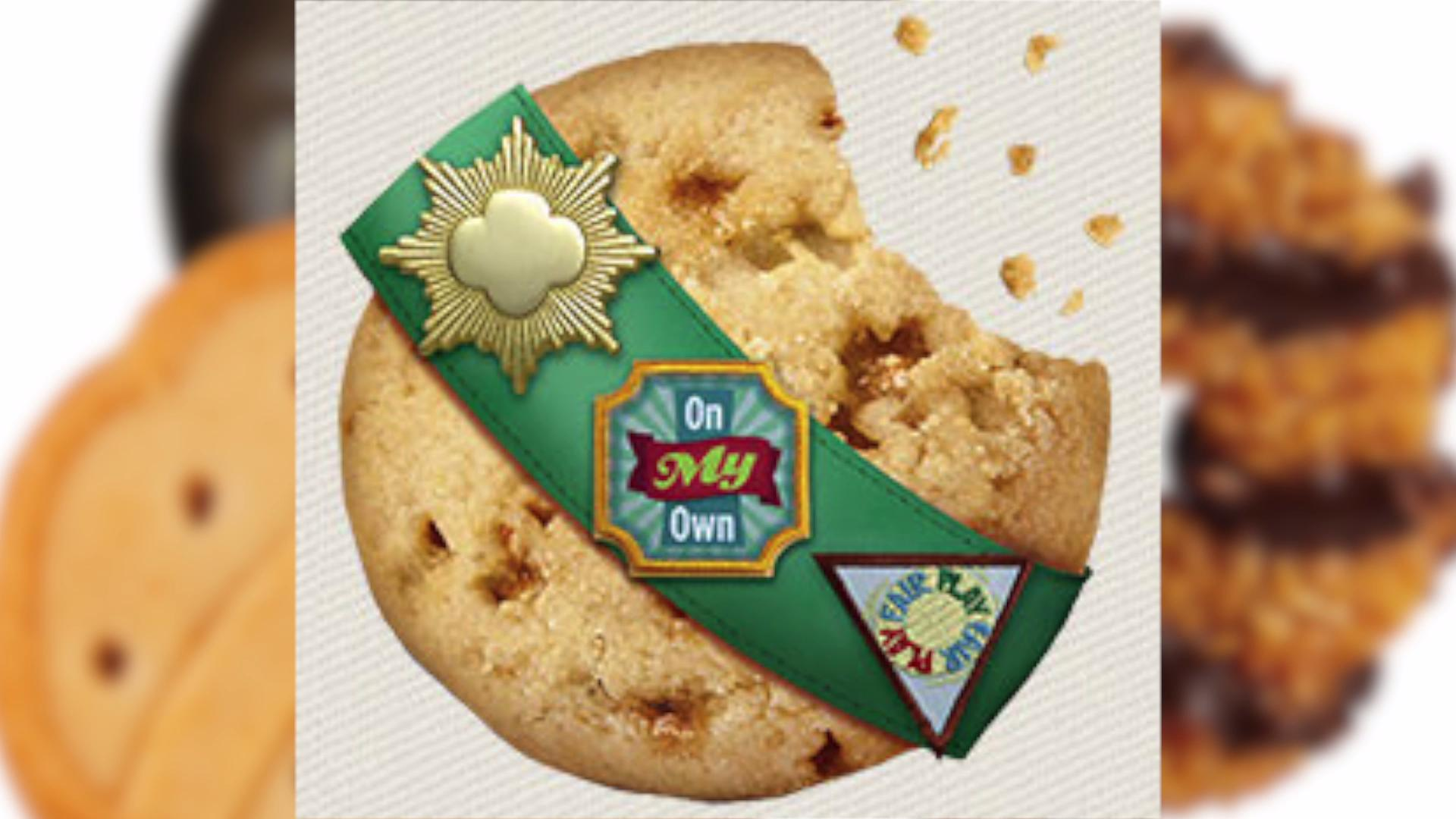 Girl Scouts Go Gluten Free with New Cookie