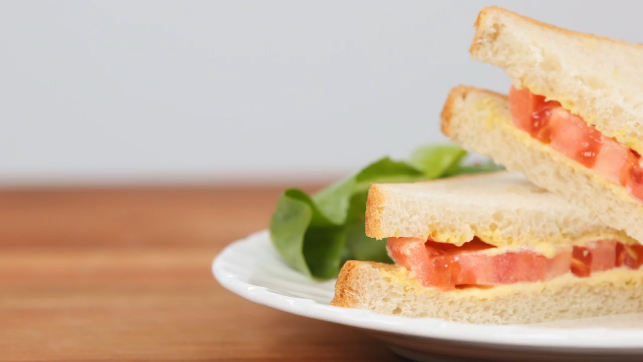 Floyd's Favorite Tomato Sandwich Recipe