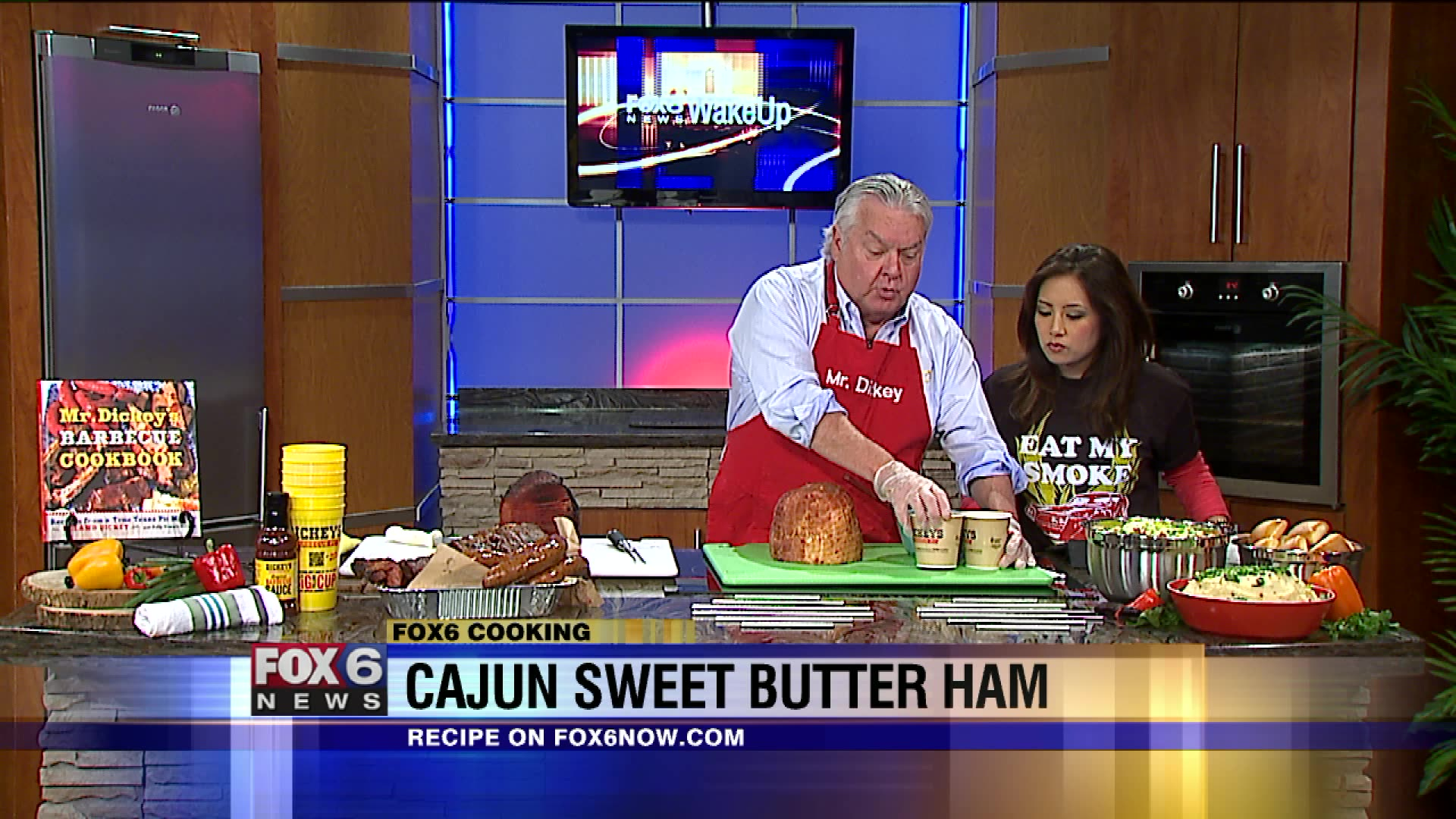 How to Make Cajun Sweet Butter Ham