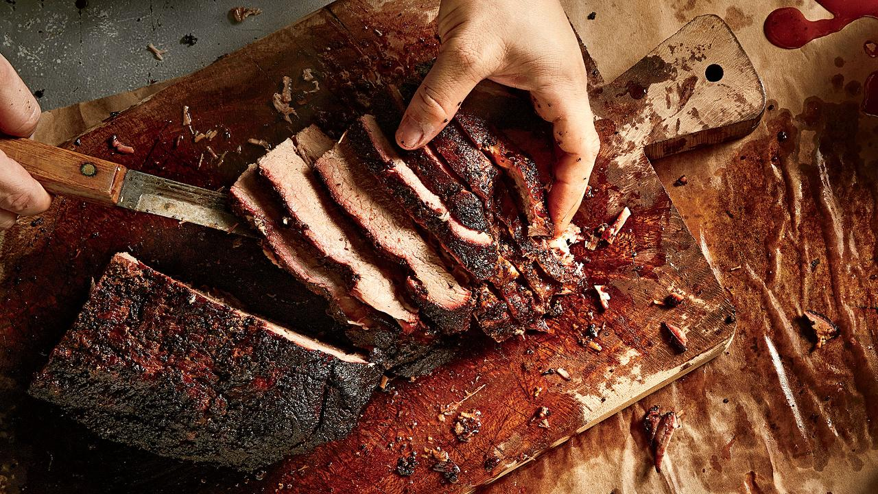 BBQ 101: Tips on Seasoning Brisket