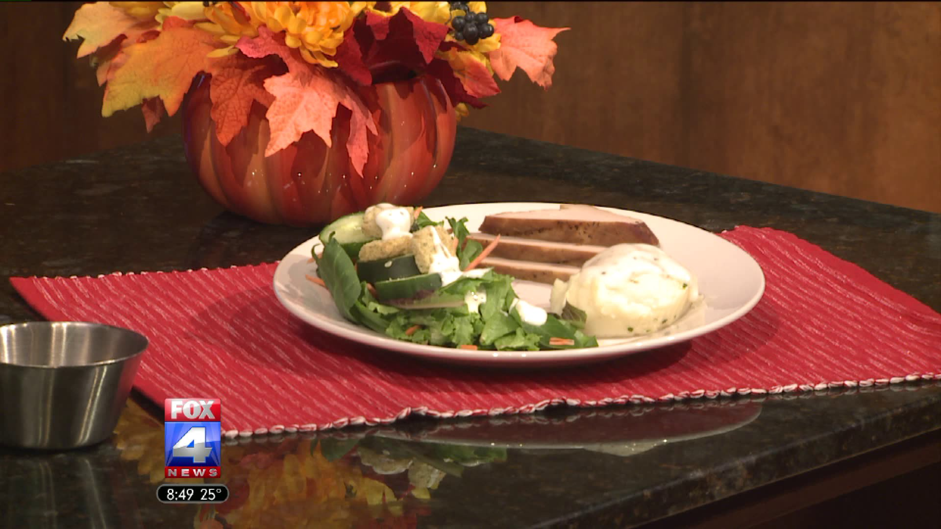 Thanksgiving Side Dishes: Healthy Mashed Cauliflower